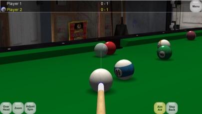 3D台球游戏截图1