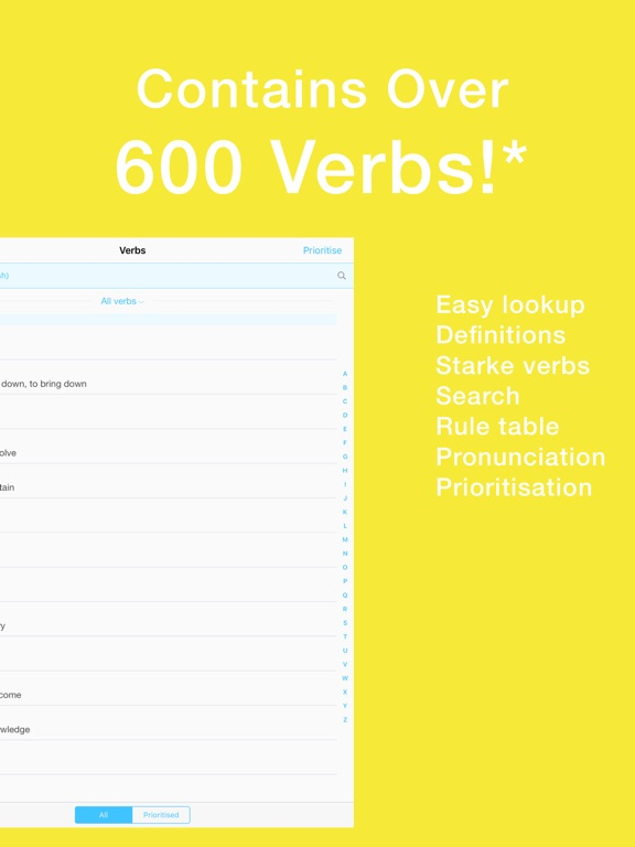 Learn French Verb Conjugation on the App Store