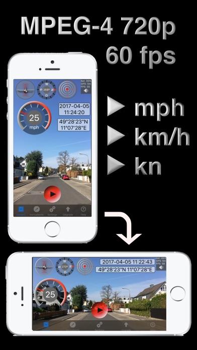 автомобильны видеорегистратор Скриншоты5