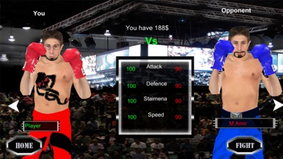 Real Boxing Punch Fighting screenshot 2
