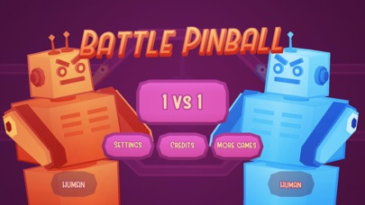 Battle Pinball iOS Screenshots
