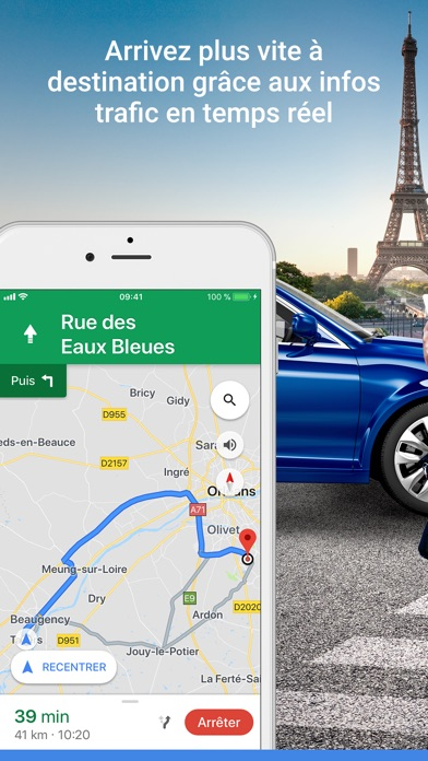 download Google Maps - GPS & Transports apps 0