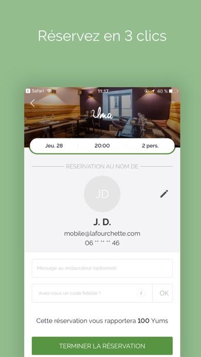 download LaFourchette Restaurants apps 0