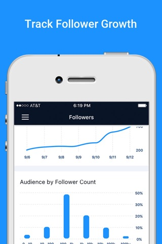Followers + EA - Analytics for Instagram screenshot 2