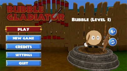 Bubble Gladiator screenshot 4