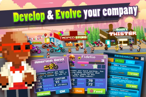 Motor World: Bike Factory screenshot 4