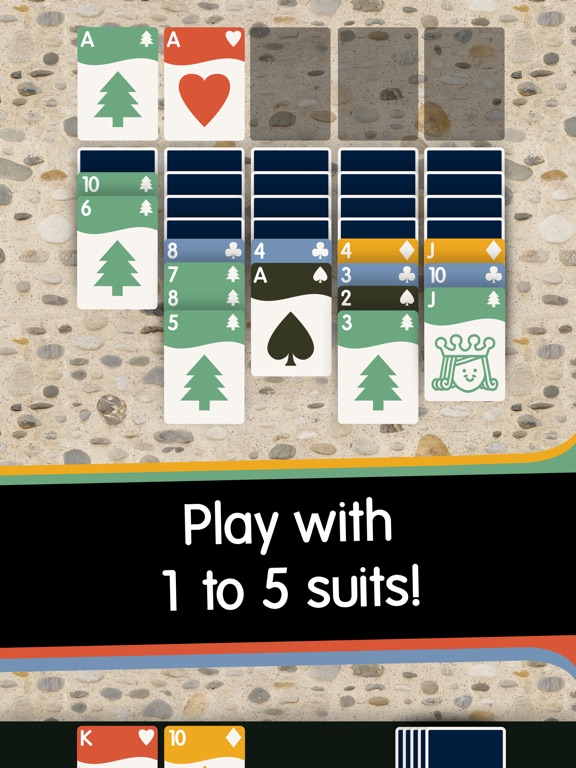Screenshot 5 Flipflop Solitaire