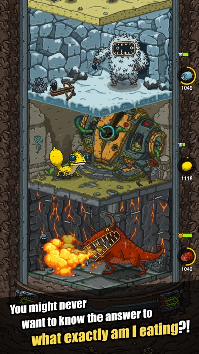 Monster Chef Screenshot on iOS