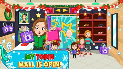 My Town : Shopping Mall  Screenshot