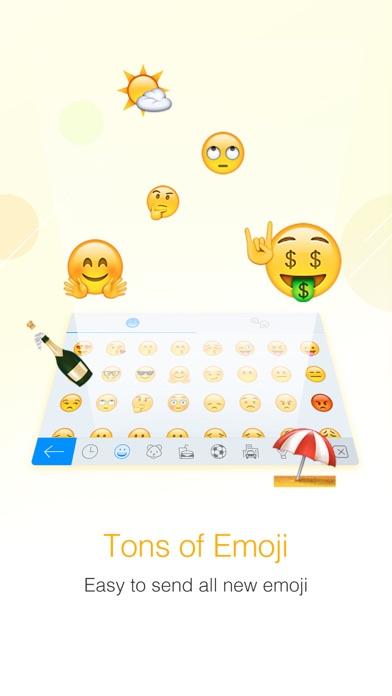 download Facemoji Emoji Keyboard apps 0