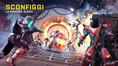 Screenshot of Shadowgun Legends9