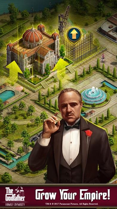 The Godfather Game Screenshot