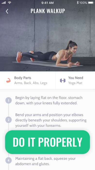 download 30 Day Fitness Challenge Log apps 2
