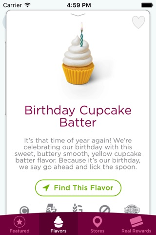 Yogurtland screenshot 3