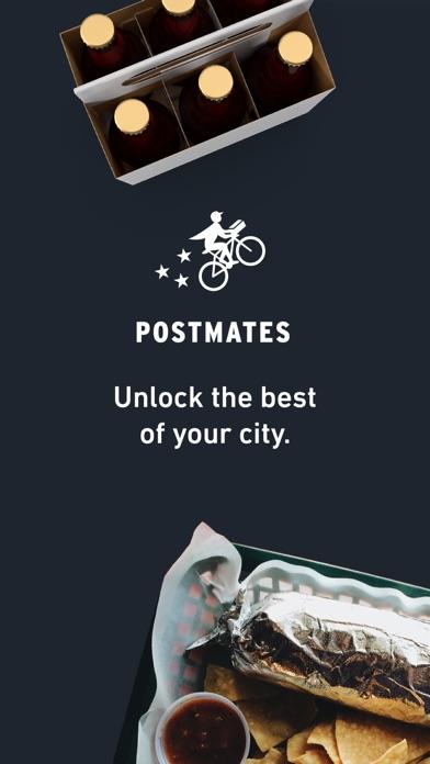 Postmates - Food Delivery Скриншоты3