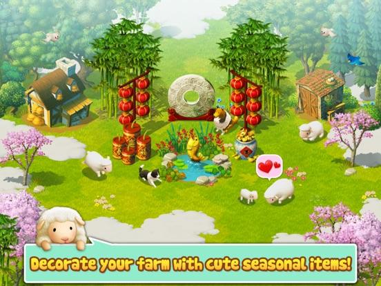 Tiny Sheep : Pet Sim on a Farm Скриншоты7