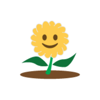 Smile stickers by b.s.vimal