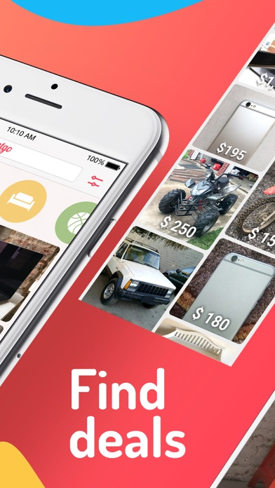 download letgo: Buy & Sell Secondhand apps 0