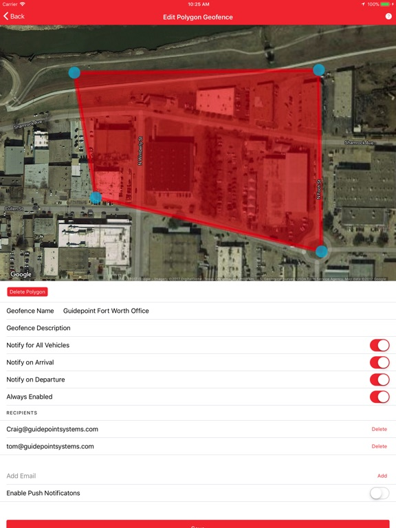Guidepoint Vehicle Locator On The App Store