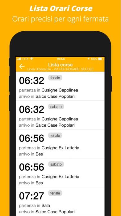 Screenshot of Bus Belluno3