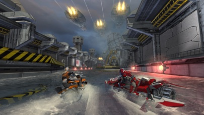 Screenshot of Riptide GP: Renegade App