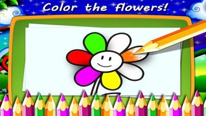 Butterfly Color Finger Paint screenshot 1