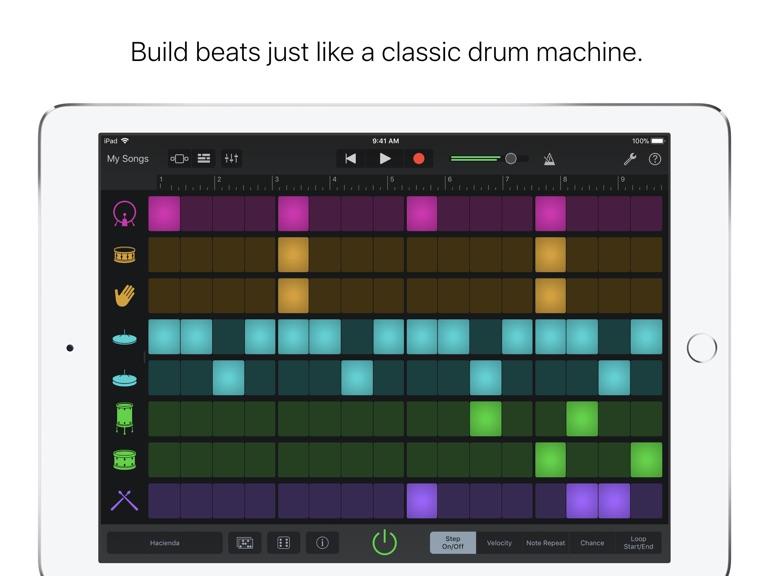 iPad Snímek obrazovky 1