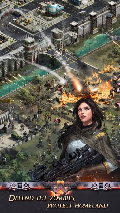 Last Empire – War Z: Strategy Screenshots