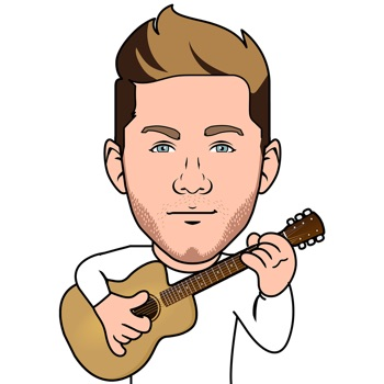 NiallMoji by Niall Horan app for iphone
