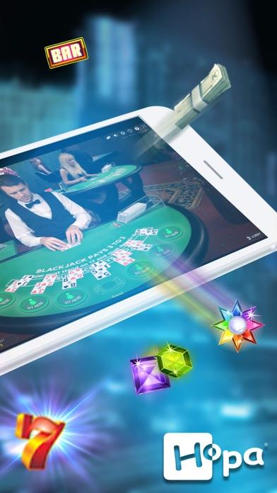 hopa casino mobile