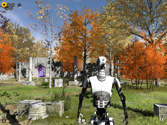 Screenshot 2 The Talos Principle