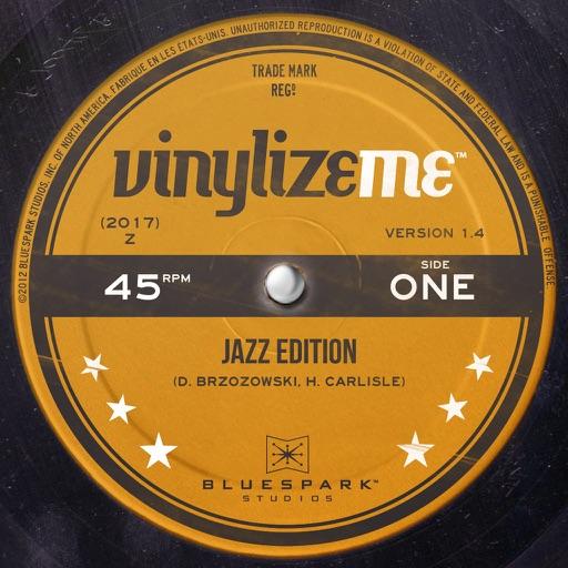 VinylizeMe【制作黑胶唱片封面】