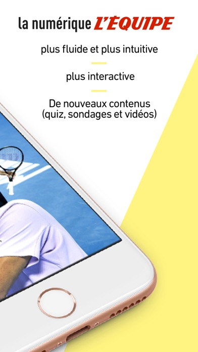 download L'EQUIPE, sports en direct apps 2