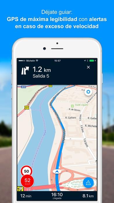 download ViaMichelin: GPS, Radar, Ruta apps 4