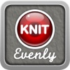 Knitting Decrease Stitches Evenly Calculator : Download Knit Evenly Calculator app for iPhone and iPad