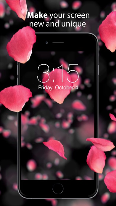 Live Wallpapers and Themes HD Screenshot 1