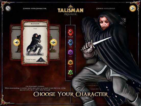 Talisman Prologue Screenshots