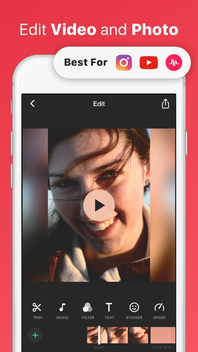 download InShot Video Editor Music, Cut apps 3