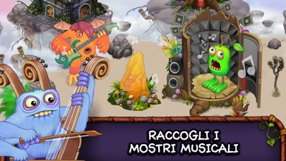 Screenshot of My Singing Monsters2