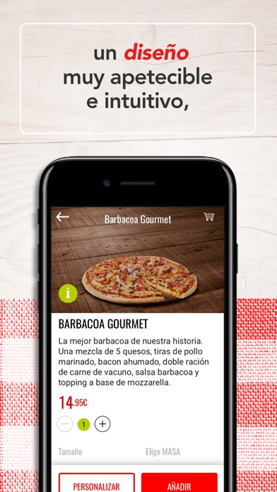 download Telepizza - Comida a domicilio apps 3