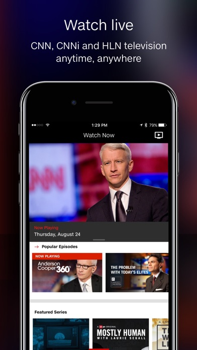 download CNN: Breaking US & World News apps 0