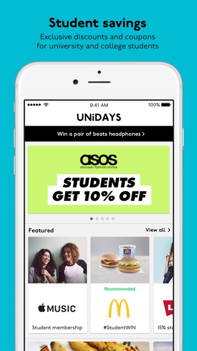 About Student. If there's one thing every Uni goer needs - to get through a few years of impoverished life without sacrificing the essentials - it's a student discount or two.