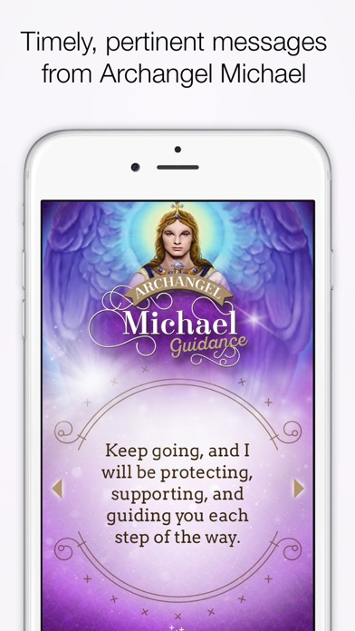 Archangel Michael Guidance screenshot 1