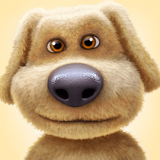 おしゃべり犬のトーキング・ベン