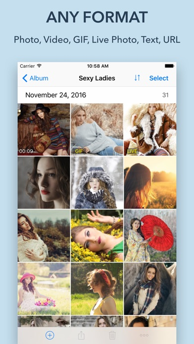 Lock Photo - Hide Photo Screenshots
