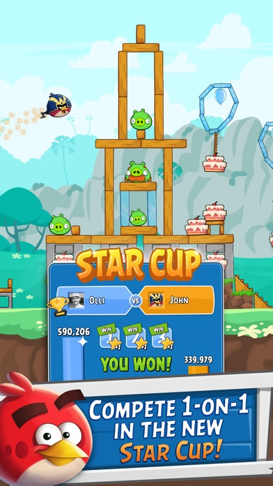 download Angry Birds Friends apps 4