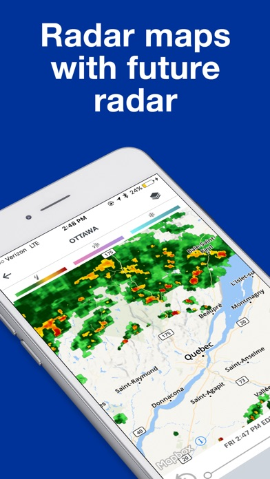 download The Weather Channel: prévision apps 0