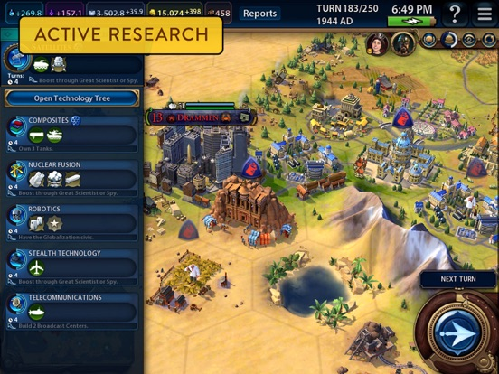 Screenshot 4 Sid Meier