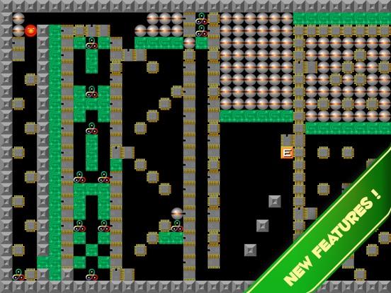 Supaplex Скриншоты8