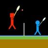 羽毛球游戏